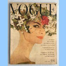 Vogue Magazine - 1960 - June